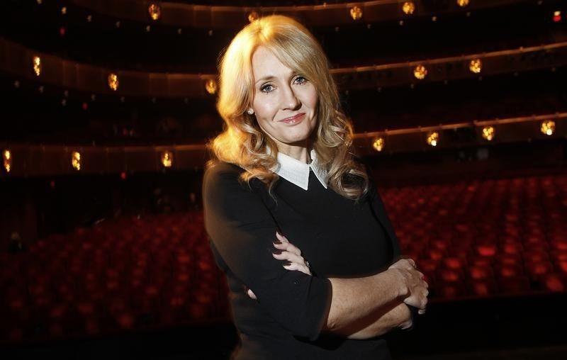 Romance de J.K. Rowling vai se transformar em série de TV
