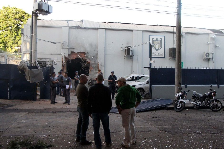 SP: chefe de quadrilha de roubo de carros-fortes é preso