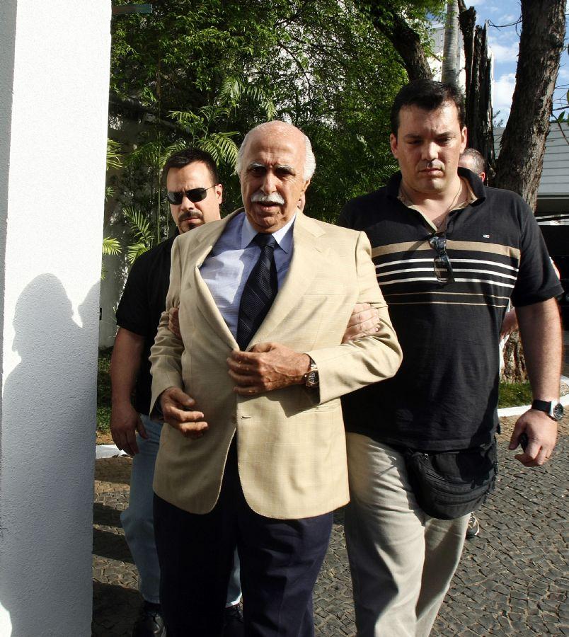Abdelmassih recorre ao STJ para voltar à prisão domiciliar