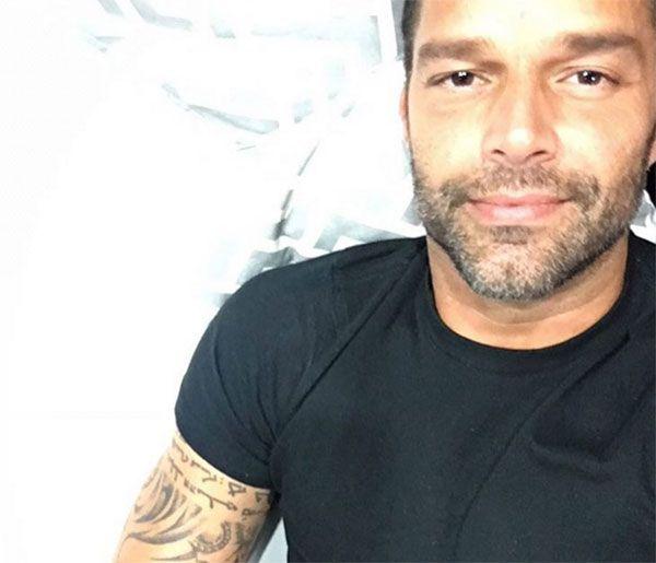 Ricky Martin será namorado de Gianni Versace em American Crime Story