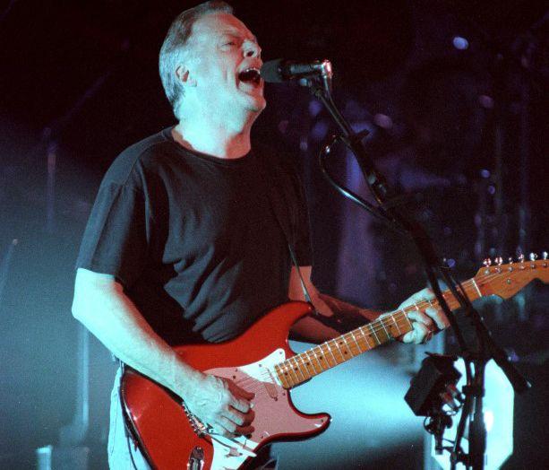Show de David Gilmour nas ruínas de Pompeia será exibido no Brasil