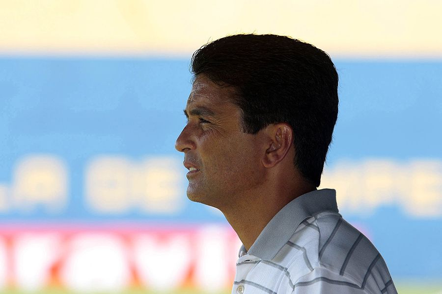 Bebeto não se conformou com os 7 a 1 para a Alemanha - Rudy Trindade/Folhapress