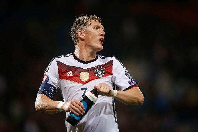 Mueller: Schweinsteiger terá tempo de se recuperar para a Euro