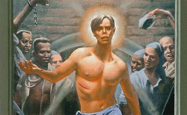 Artista relê história de Cristo para denunciar homofobia
