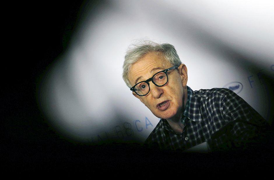 Woody Allen teme caça às bruxas em Hollywood