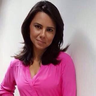 A jornalista Paula Valdez / Reprodução / Facebook