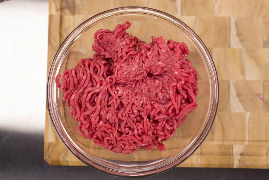Cozinheiros tiveram que preparar um prato com carne moída como prato principal