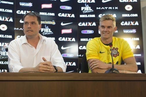 Goleiro reserva do Corinthians a caminho do Grêmio