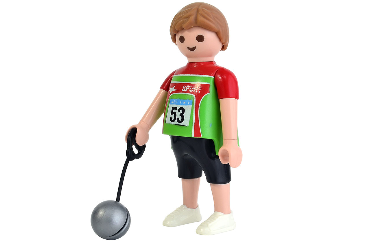 | Divulgação/Playmobil