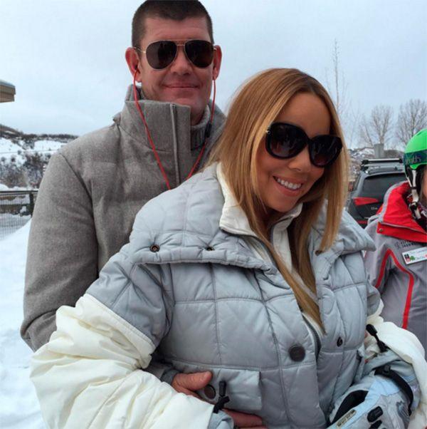 Bilionário termina com Mariah Carey, diz revista