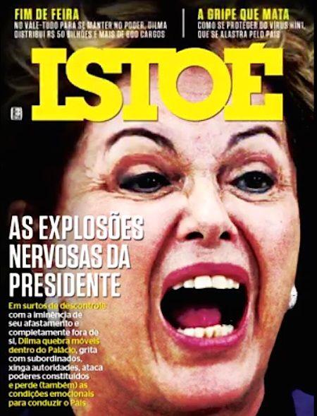 Capa da revista desta semana