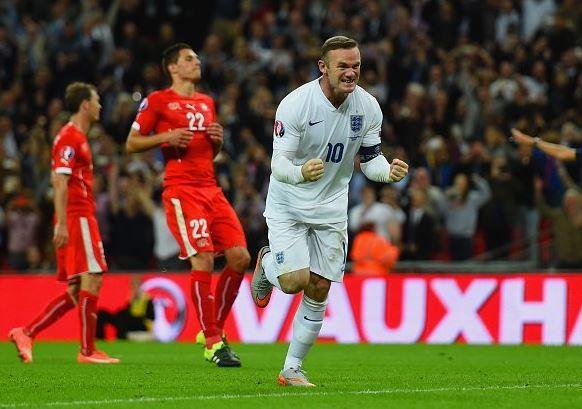 Técnico da Inglaterra garante Rooney na Eurocopa