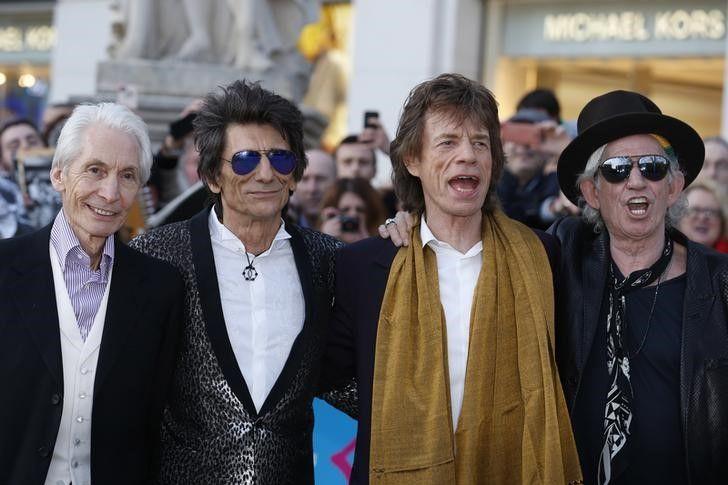 Rolling Stones pedem que Trump pare de usar suas músicas em campanha