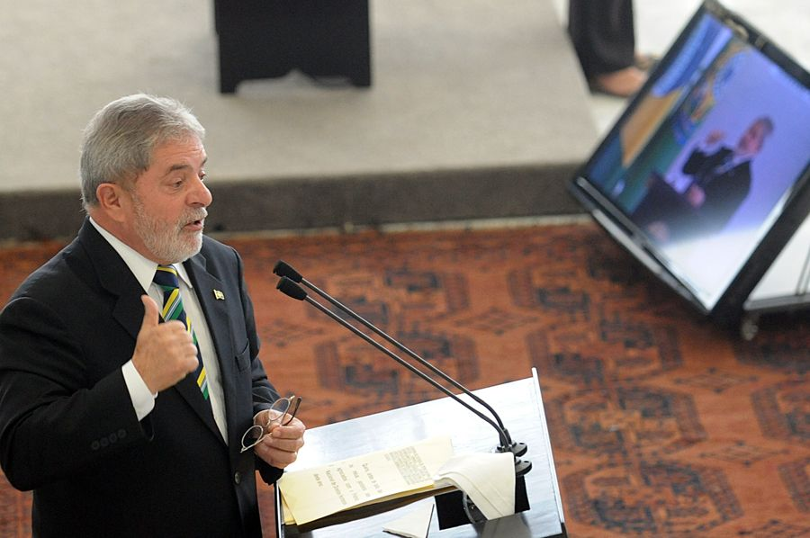 Lula admitiu que pode voltar a se candidatar à presidência