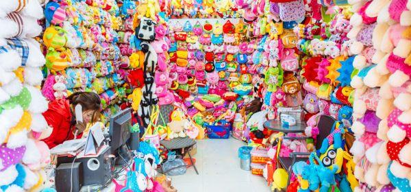 Conheça a cidade chinesa que só vende bugigangas