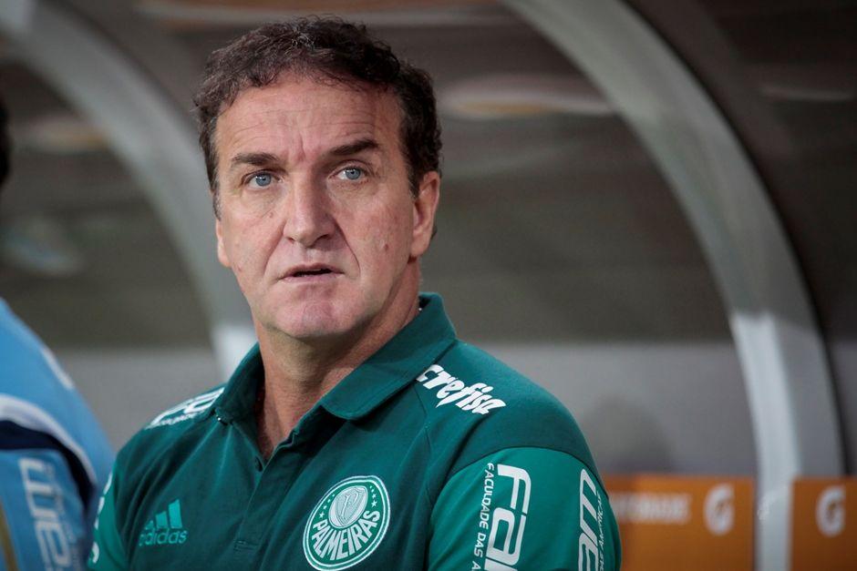 Cuca confirma desfalques no Palmeiras