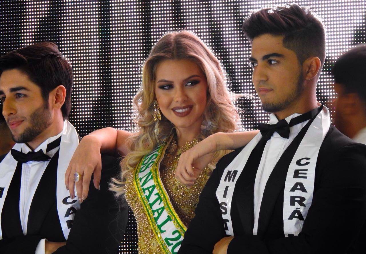 Miss Rio Grande do Norte, também Miss Natal, coroa sucessora
