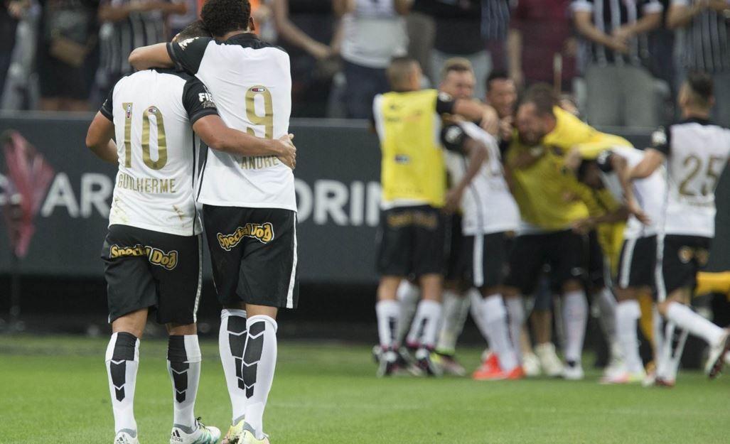 Corinthians lidera casa de apostas pelo título da Libertadores
