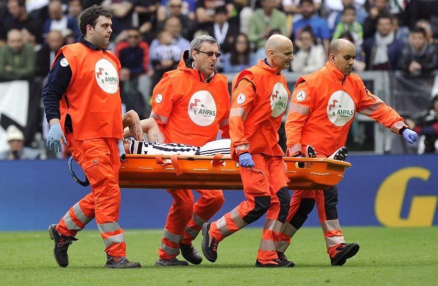 Lesionado, Marchisio está fora da Eurocopa