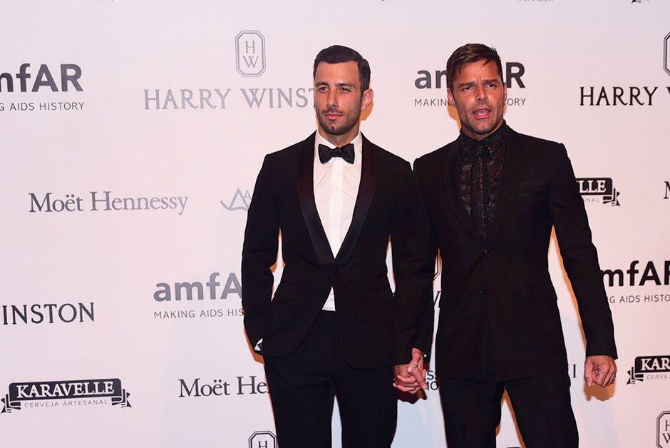 Namorado de Ricky Martin revela como é a relação com o cantor