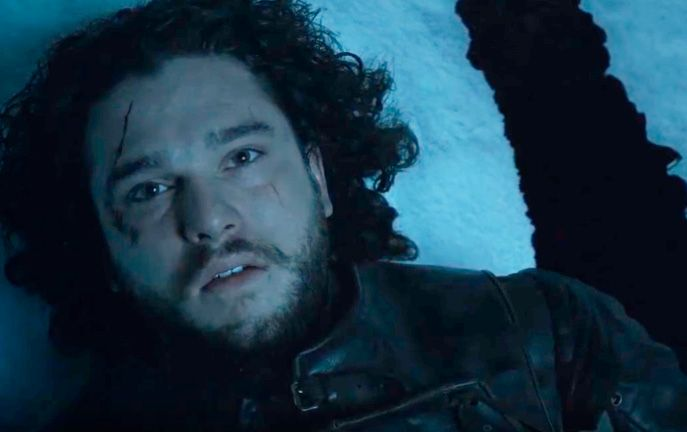 Morte de Jon Snow é confirmada em Game Of Thrones