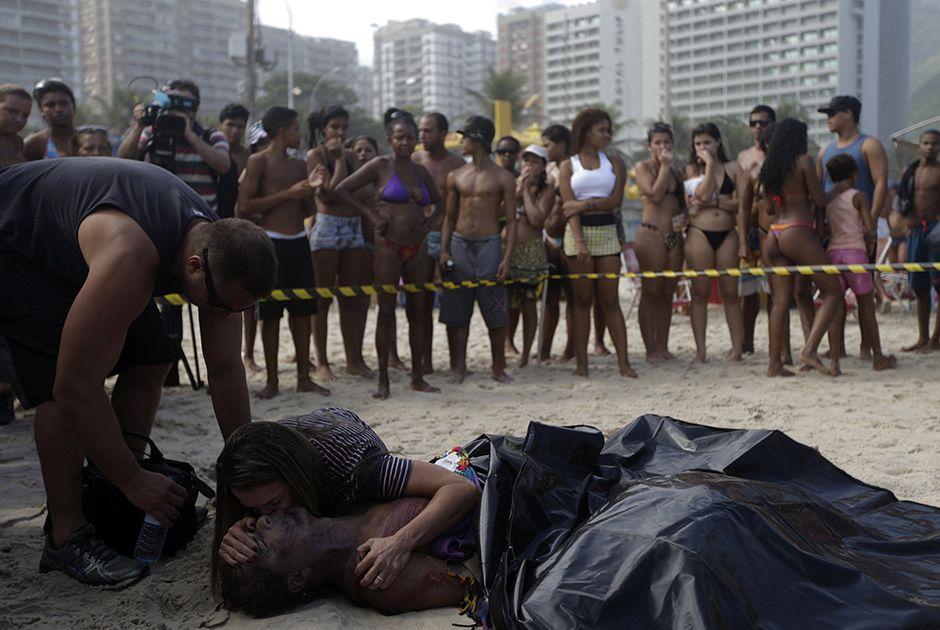 Eduardo Marinho, de 54 anos, foi uma das vítimas do desabamento da ciclovia
