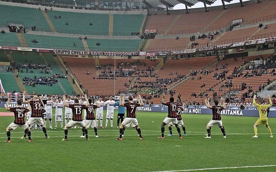 Milan faz o haka em campanha publicitária