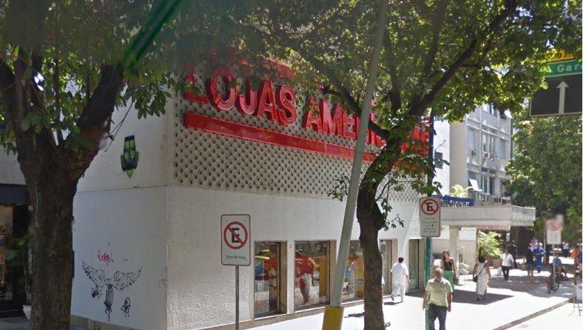 87bf43959bd8 Polícia investiga disparos em loja de Ipanema - Notícias - Band Rio ...