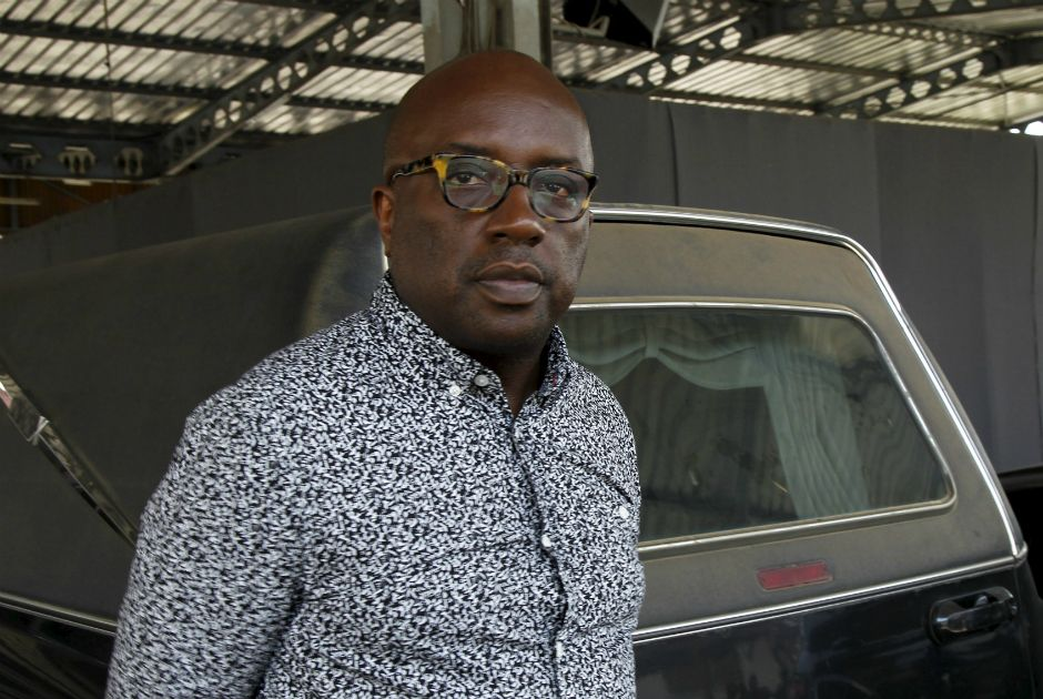 Eric Didia, produtor musical e amigo de Wemba