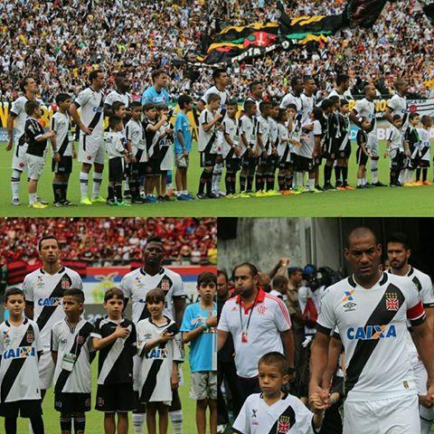 Vasco cutuca o Flamengo por entrada em campo polêmica