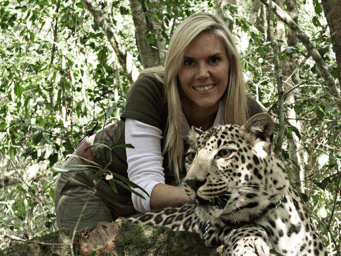 Manu Karsten mostra a vida selvagem em várias partes do mundo / Reprodução / Facebook