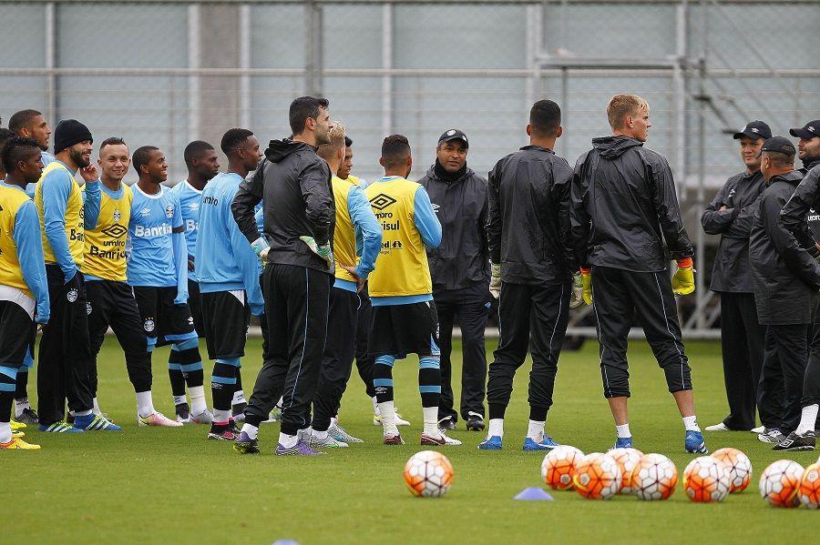 Com mistério, Grêmio inicia oitavas para encerrar dúvidas após queda