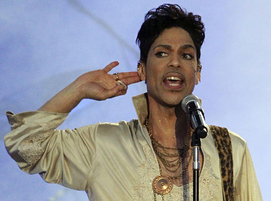 Prince tinha consulta com especialista em analgésicos
