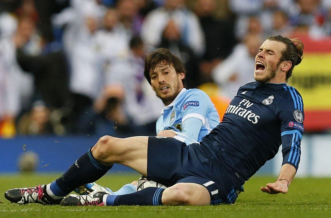 David Silva desfalcará Manchester City contra o Real