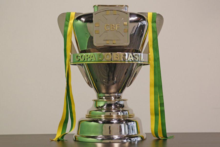 CBF divulga tabela detalhada da 2ª fase da Copa do Brasil