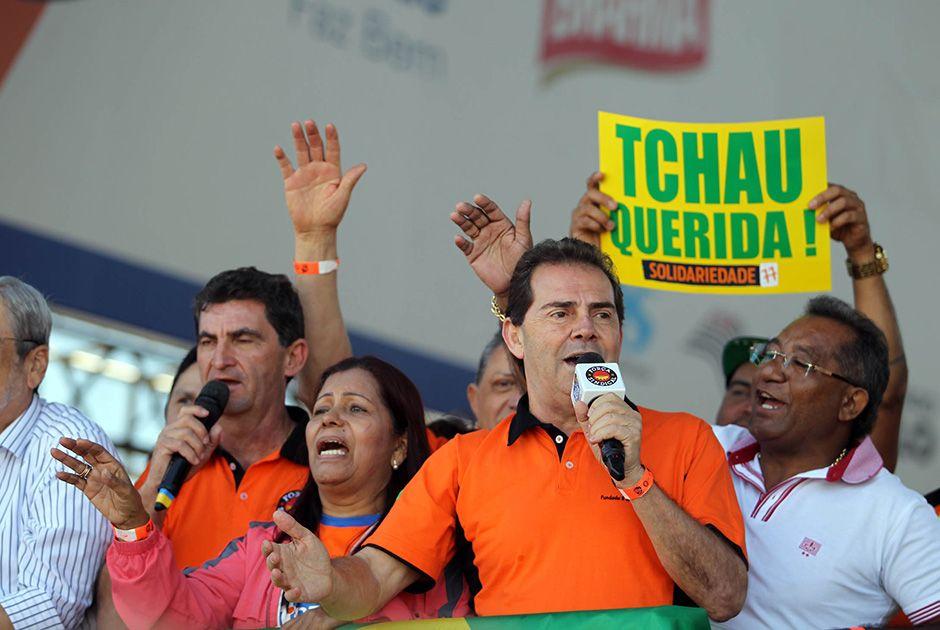 Paulinho da Força negociou fim de greve por propina