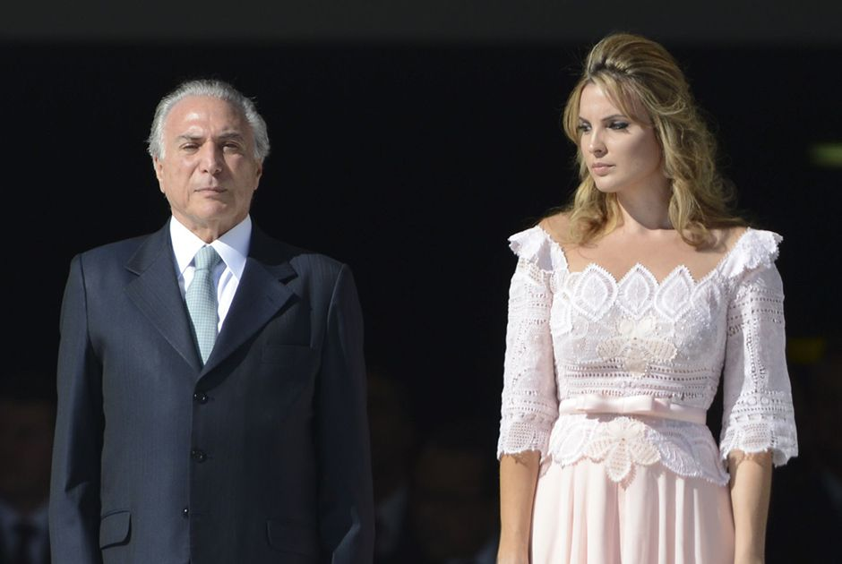 Michel e Marcela Temer: primeira-dama irá para área social / José Cruz/Agência Brasil