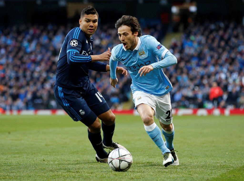 Casemiro e Benzema não enfrentarão o Manchester City