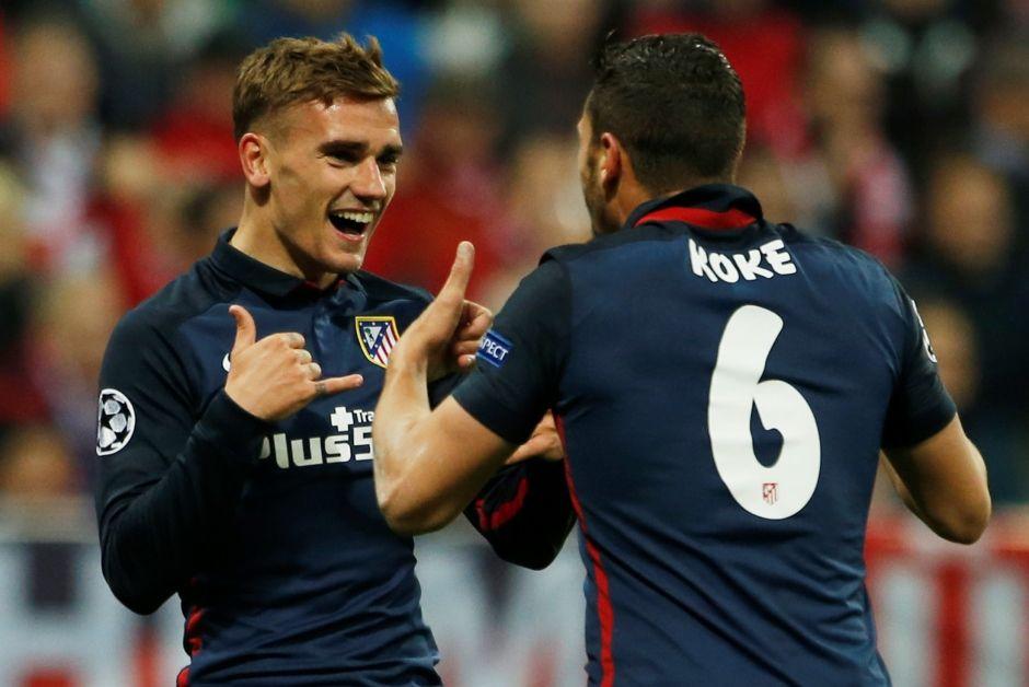 Bayern vence, mas Atlético comemora vaga na final