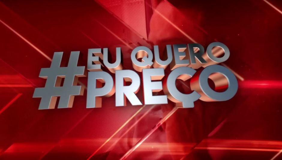 Ricardo Eletro faz ofertas ao vivo com #EuQueroPreço