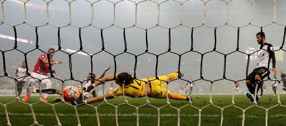 Corinthians sofre a 5ª eliminação na sua arena