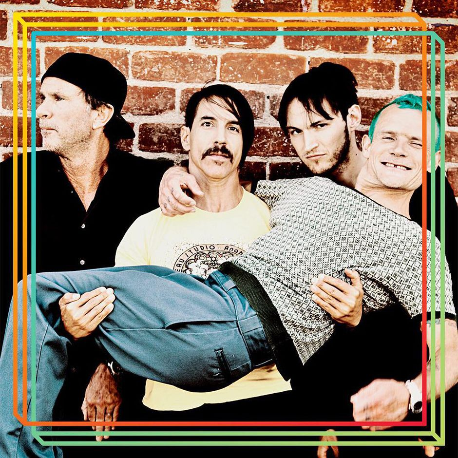 Red Hot Chili Peppers lança música inédita e anuncia novo álbum