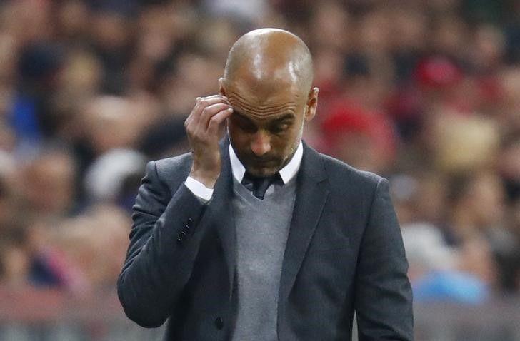 Guardiola briga com médicos do Bayern após eliminação