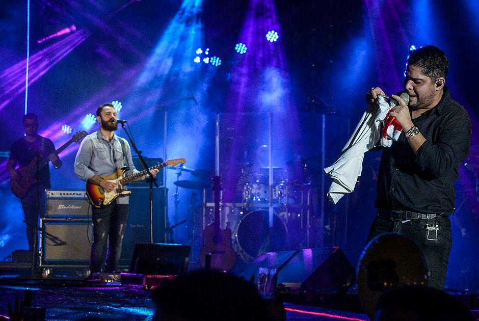 Jorge e Mateus fazem show no Villa Country dia 19 / Francisco Cepeda/AgNews