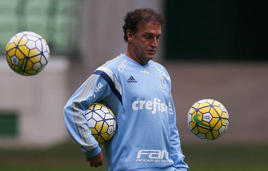 Cuca destaca qualidade de Bauza: 'É um duelo de treinadores'