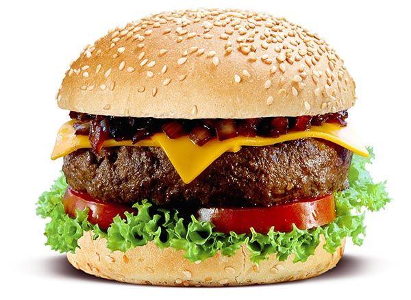 Pesquisadores comprovam que seu hambúrguer pode ter um pouco de rato