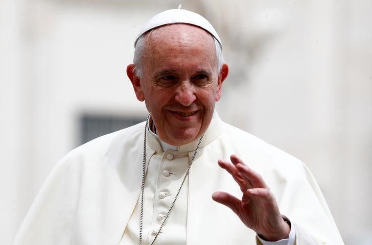 Papa pede para que as pessoas tenham mais compaixão / Stefano Rellandini/Reuters