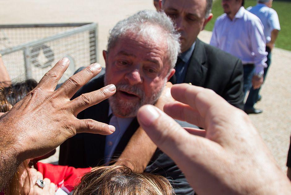 Lula vira réu na Operação Lava Jato