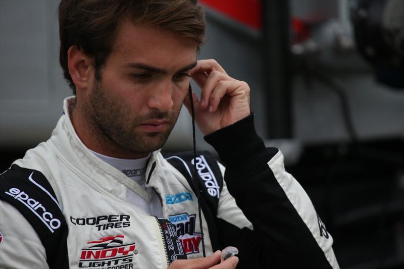 Meu objetivo é a Fórmula Indy, diz André Negrão