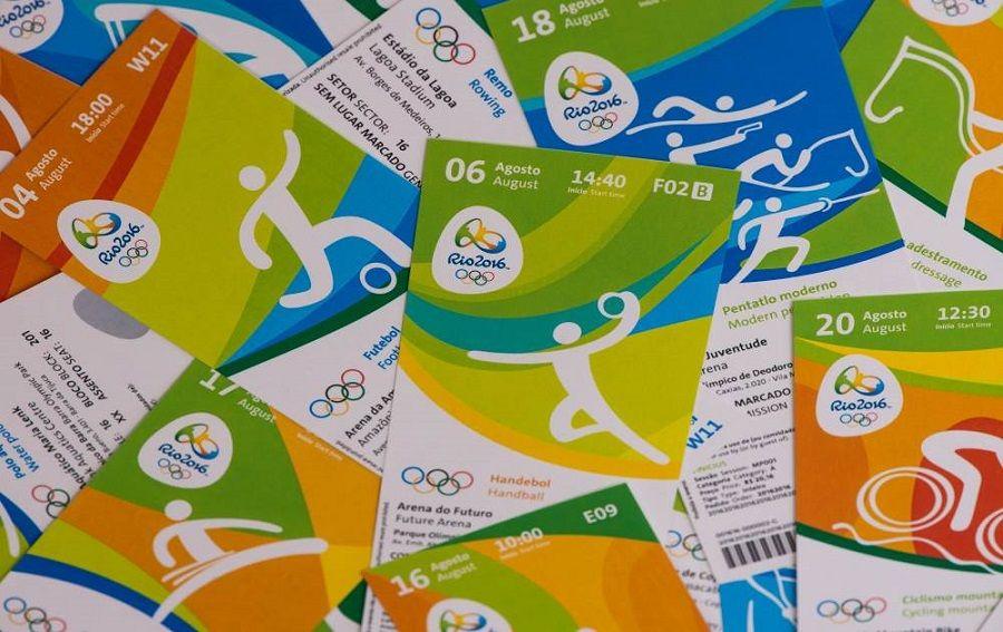 Torcedor pode imprimir ingresso olímpico em casa